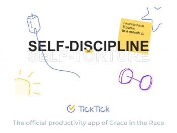 TickTick: Self-Discipline or Self Torture