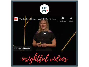 🎬 The Perfect Mother Needs To Go | Andrea Jansen | TEDxZurich