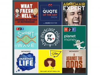 Podcast Playlist 3-10-21