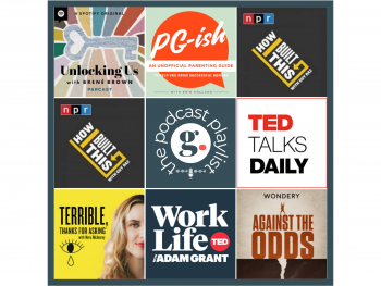 Podcast Playlist 3-24-21