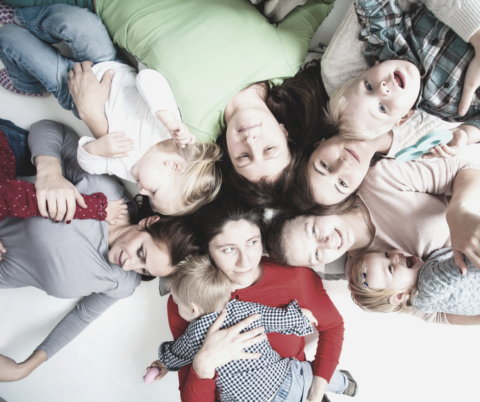 Mom Friendships (It's not as easy as you'd think!)