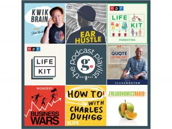 Podcast Playlist 4-14-21