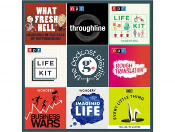 Podcast Playlist 4-7-21