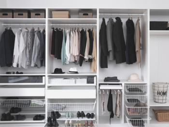 Newsletter: Flippin' Closets! A Seasonal Necessity