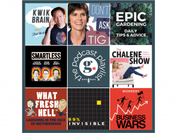 Podcast Playlist 5-12-21