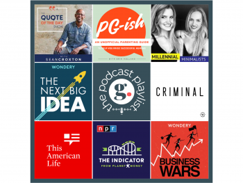 Podcast Playlist 5-18-21