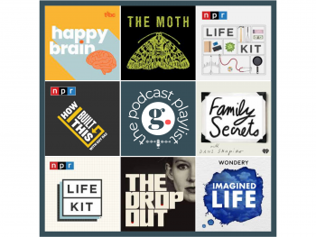 Podcast Playlist 5-26-21