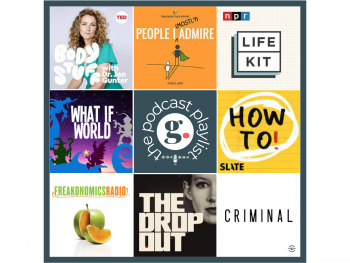 Podcast Playlist 6-9-21