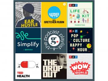 Podcast Playlist 6/16/21
