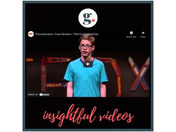 Insightful Videos - Procrastination