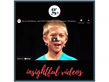 Insightful Videos - We are all different