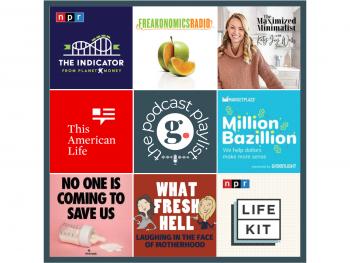 Podcast Playlist 7/21/21
