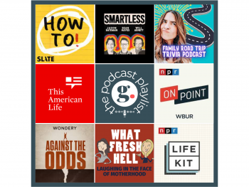 Podcast Playlist 7-28-21