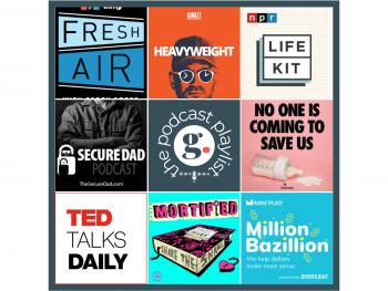 Podcast Playlist 7/14/21