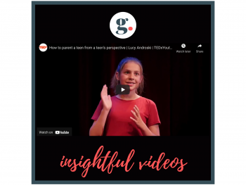 Insightful Videos - How to parent from a teen's perspective