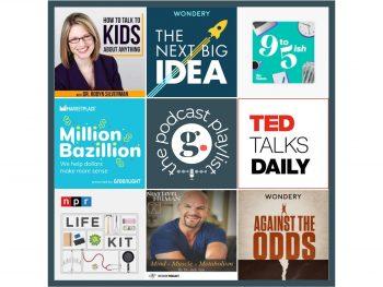 Podcast Playlist 8-11-21